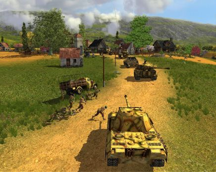 War Learders-Clash of Nations - screenshot ingame