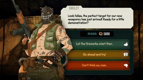 Sandstorm-Pirate Wars--FunBoy speech